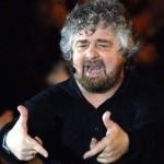Beppe Grillo sfoggia la sua fine dialettica